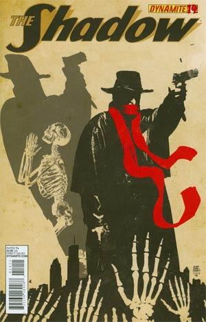 Shadow Vol 5 #14 Cover B Regular Tim Bradstreet Cover