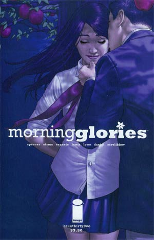 Morning Glories #32