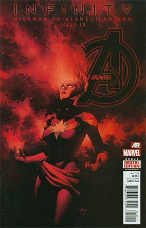 Avengers Vol 5 #19 Cover A Regular Leinil Francis Yu Cover (Infinity Tie-In)