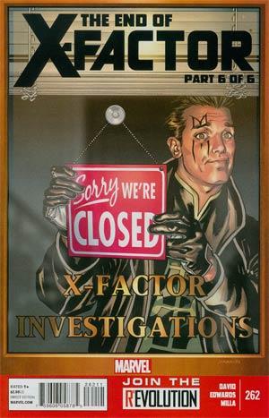 X-Factor Vol 3 #262