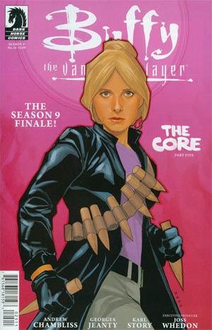 Buffy The Vampire Slayer Season 9 #25 Regular Phil Noto Cover