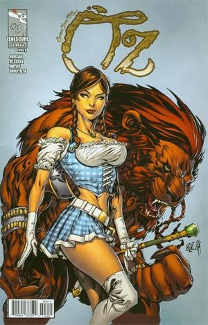 Grimm Fairy Tales Presents Oz #3 Cover A Regular Ken Lashley Cover
