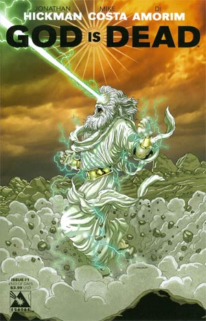 God Is Dead #1 Cover B End Of Days Cvr