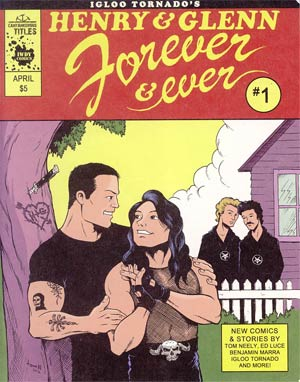 Henry And Glenn Forever and Ever #1 2nd Ptg Cover A