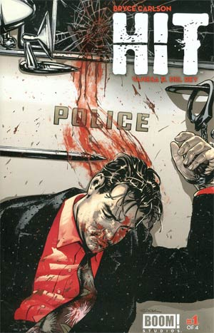 Hit #1 Cover A 1st Ptg Regular Ryan Sook Cover