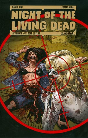 Night Of The Living Dead Aftermath #11 Cover C Gore Cvr