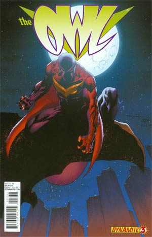 Owl Vol 2 #3 Cover B Variant Ardian Syaf Subscription Cover