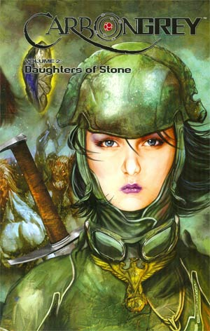 Carbon Grey Vol 2 Daughters Of Stone TP