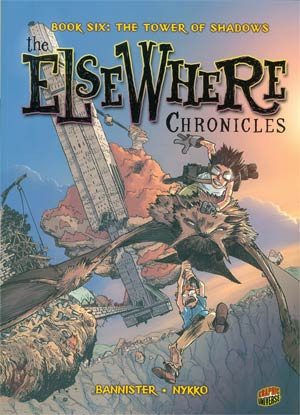 Elsewhere Chronicles Vol 6 Tower Of Shadows GN