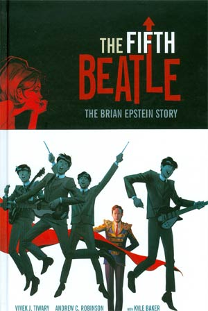 Fifth Beatle The Brian Epstein Story HC Regular Edition