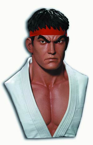Street Fighter Ryu 1/1 Scale Bust