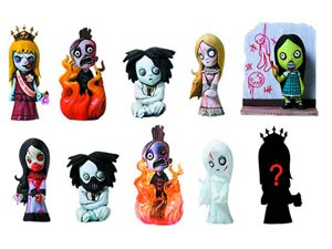 Living Dead Dolls 2-Inch Collector Figure Series 3 Blind Mystery Box Display