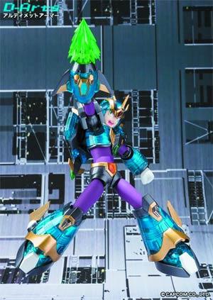 Mega Man X D-Arts - X Ultimate Armor Action Figure