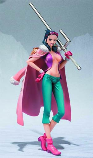 One Piece Figuarts ZERO - Punk Hazard Version - Tashigi Figure