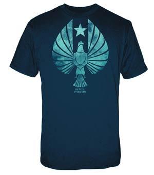 Pacific Rim P.P.D.C. Logo Navy T-Shirt Large