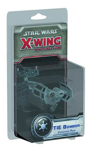 Star Wars X-Wing Miniatures TIE-Bomber Expansion Pack
