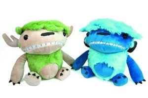 Imps & Monsters Angus & Eddie 6-Inch Plush Set