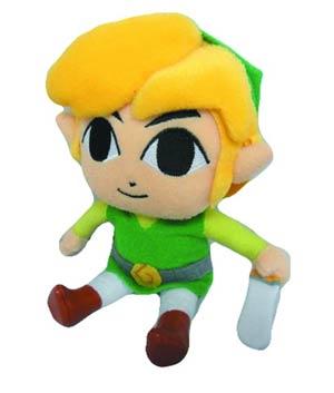 Legend Of Zelda Link 8-Inch Plush