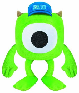 Monsters University 7-Inch Plush - Mike