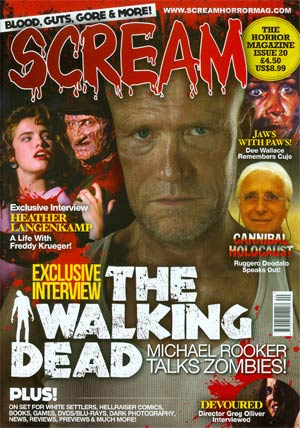 Scream Magazine #20
