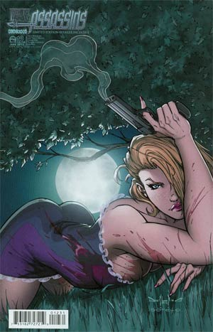Executive Assistant Assassins #12 Cover C Incentive Pasquale Qualano