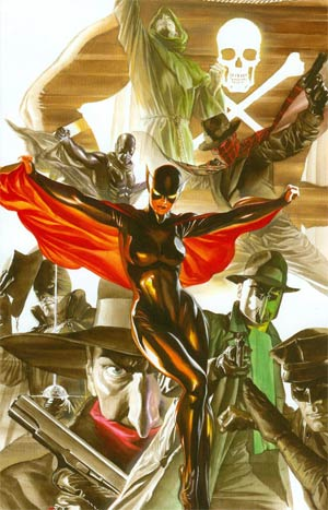 Masks #8 Cover F Incentive Alex Ross Virgin Cover