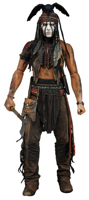 Lone Ranger Tonto 18-Inch Action Figure