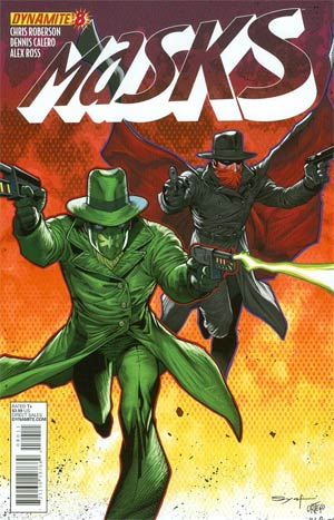 Masks #8 Cover B Regular Ardian Syaf Cover
