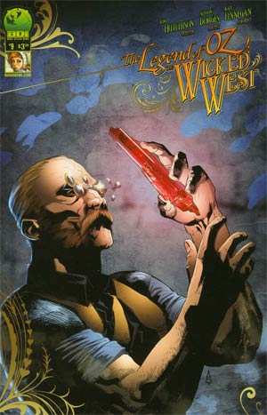 Legend Of Oz The Wicked West Vol 2 #9 Cover B Nei Ruffino