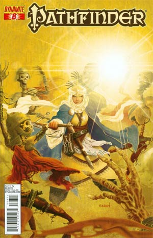 Pathfinder #8 Cover B Regular Sebastian Cichon Cover
