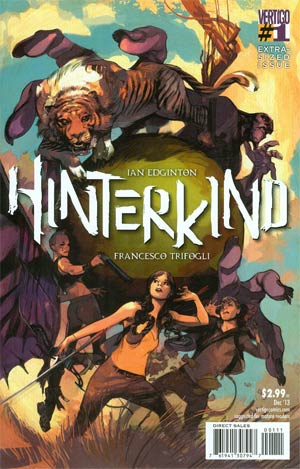 Hinterkind #1 Cover A Regular Greg Tocchini Cover