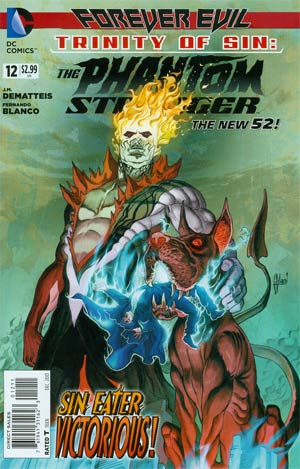 Trinity Of Sin Phantom Stranger #12