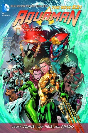 Aquaman (New 52) Vol 2 The Others TP