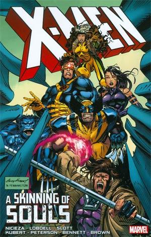 X-Men Skinning Of Souls TP