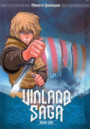 Vinland Saga Vol 1 HC