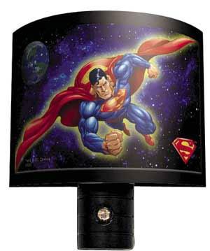 DC Comics Night Light - Superman