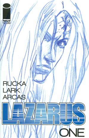 Lazarus #1 Cover C 2nd Ptg