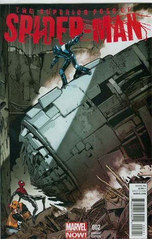Superior Foes Of Spider-Man #2 Cover B Incentive Phil Jimenez Variant Cover