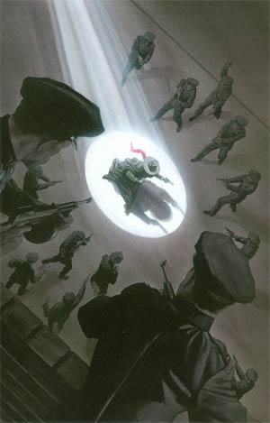 Shadow Vol 5 #16 Cover E Incentive Alex Ross Virgin Cover