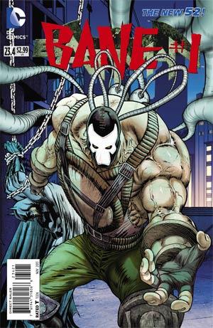 Batman Vol 2 #23.4 Bane Cover B Standard Cover