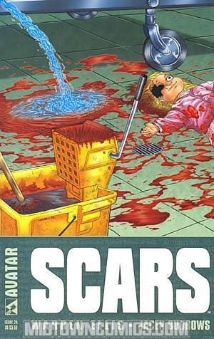 Warren Ellis Scars #2