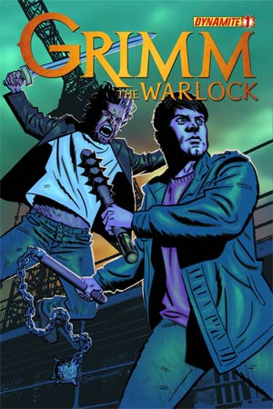 Grimm Warlock #1