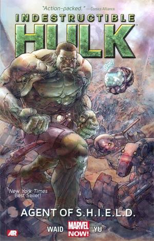 Indestructible Hulk Vol 1 Agent Of S.H.I.E.L.D. TP