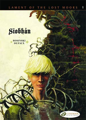 Siobhan Vol 1 Lament Of The Lost Moors GN