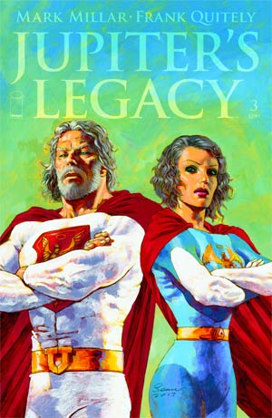 Jupiters Legacy #3 Cover C Sean Phillips
