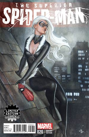 Superior Spider-Man #20 Cover C Limited Edition Comix Exclusive Adi Granov Variant Cover