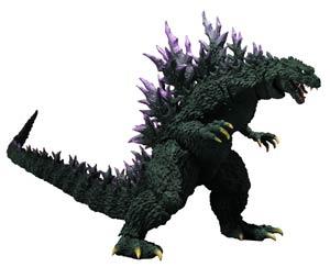 Godzilla S.H.MonsterArts - Godzilla 2000 Millennium Action Figure