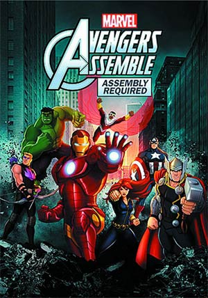 Marvels Avengers Assemble Assembly Required DVD