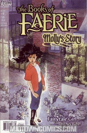 Books Of Faerie Mollys Story #1