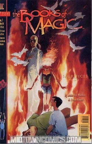 Books Of Magic Vol 2 #7